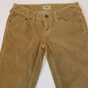 Free People Corduroy Jeans